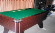 Supreme pool table - Winner - supplied and installed