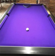 Purple-Strachan-purple-6811-fitted-to-an-8ft-snooker-table