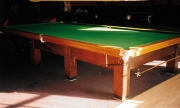 Rare Riley Imperial table with 3 inch slates!! installed in local club